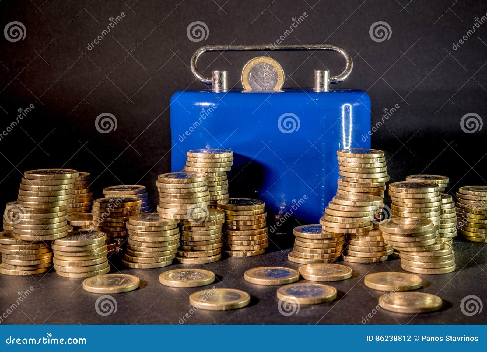 一欧元硬币