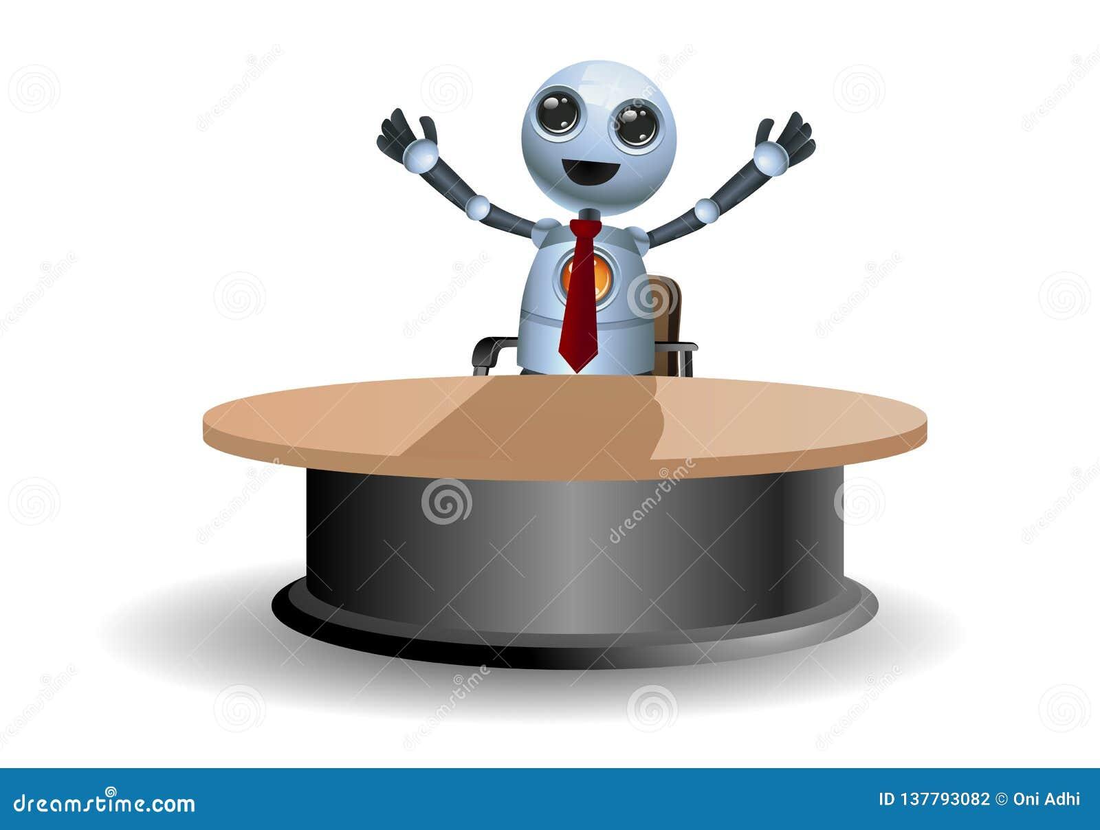 一点在幸福的机器人呼喊