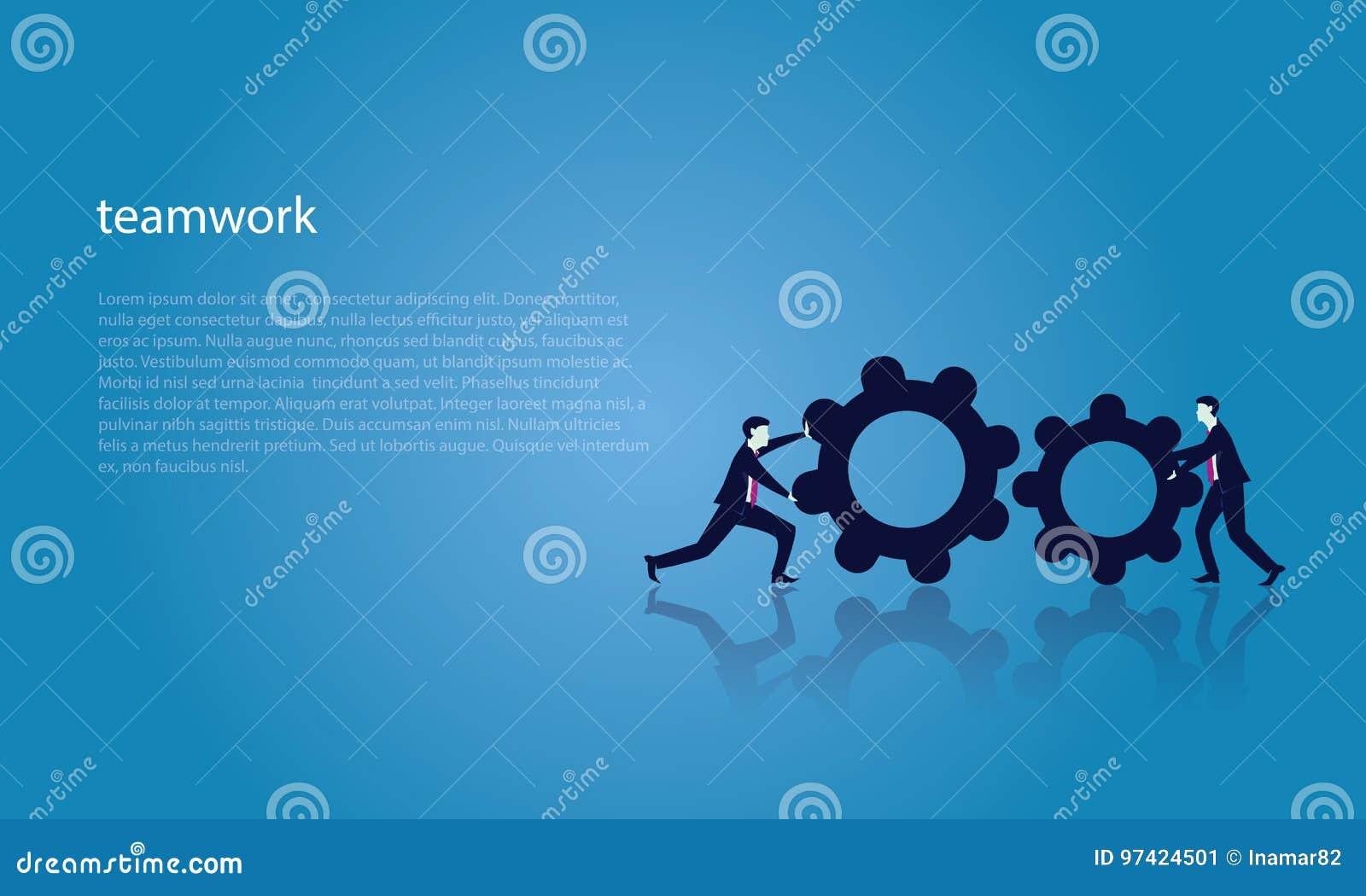 一起到达成功的企业配合