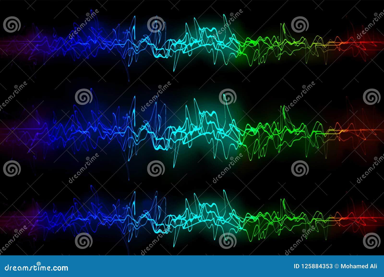 一起排队许多多彩多姿的信号