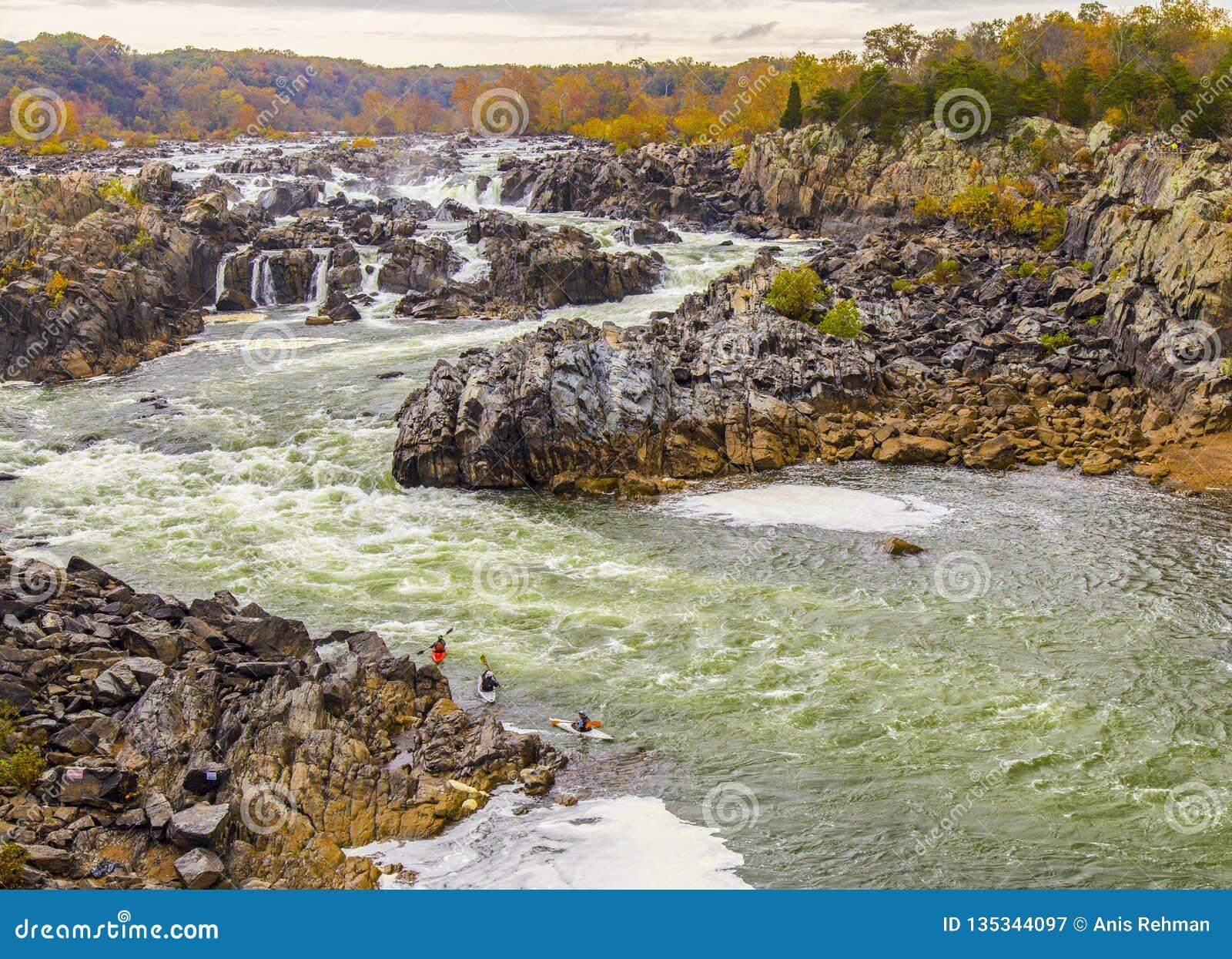 七秋天国家公园,华盛顿特区,弗吉尼亚,VA