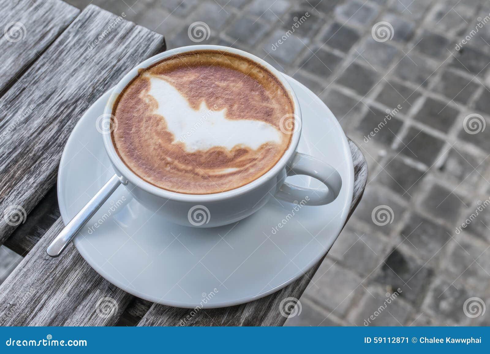 万圣夜棒咖啡