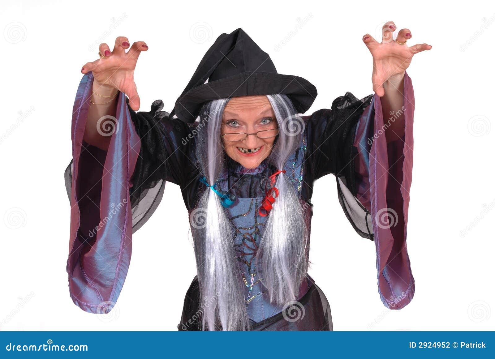 万圣节巫婆