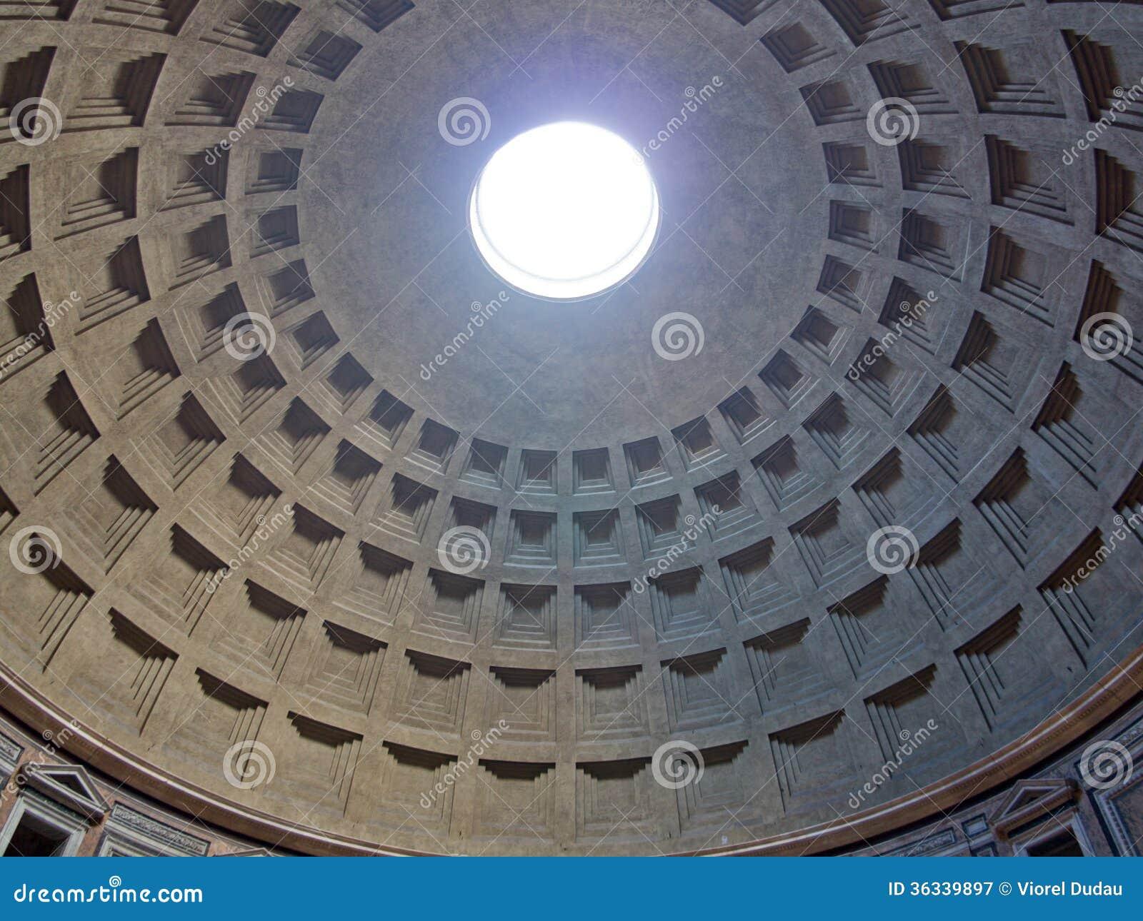 万神殿圆顶