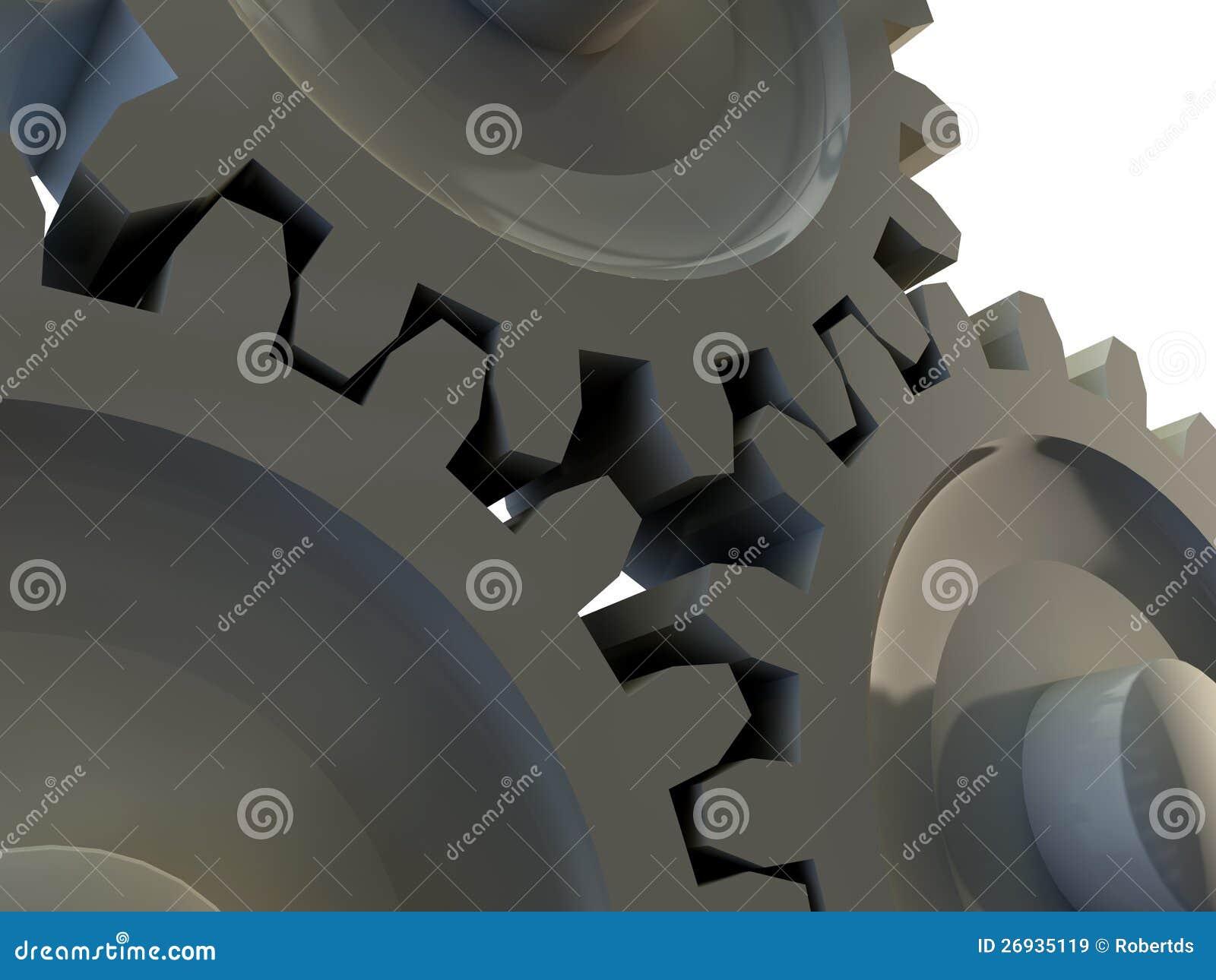 三个嵌齿轮齿轮详细资料