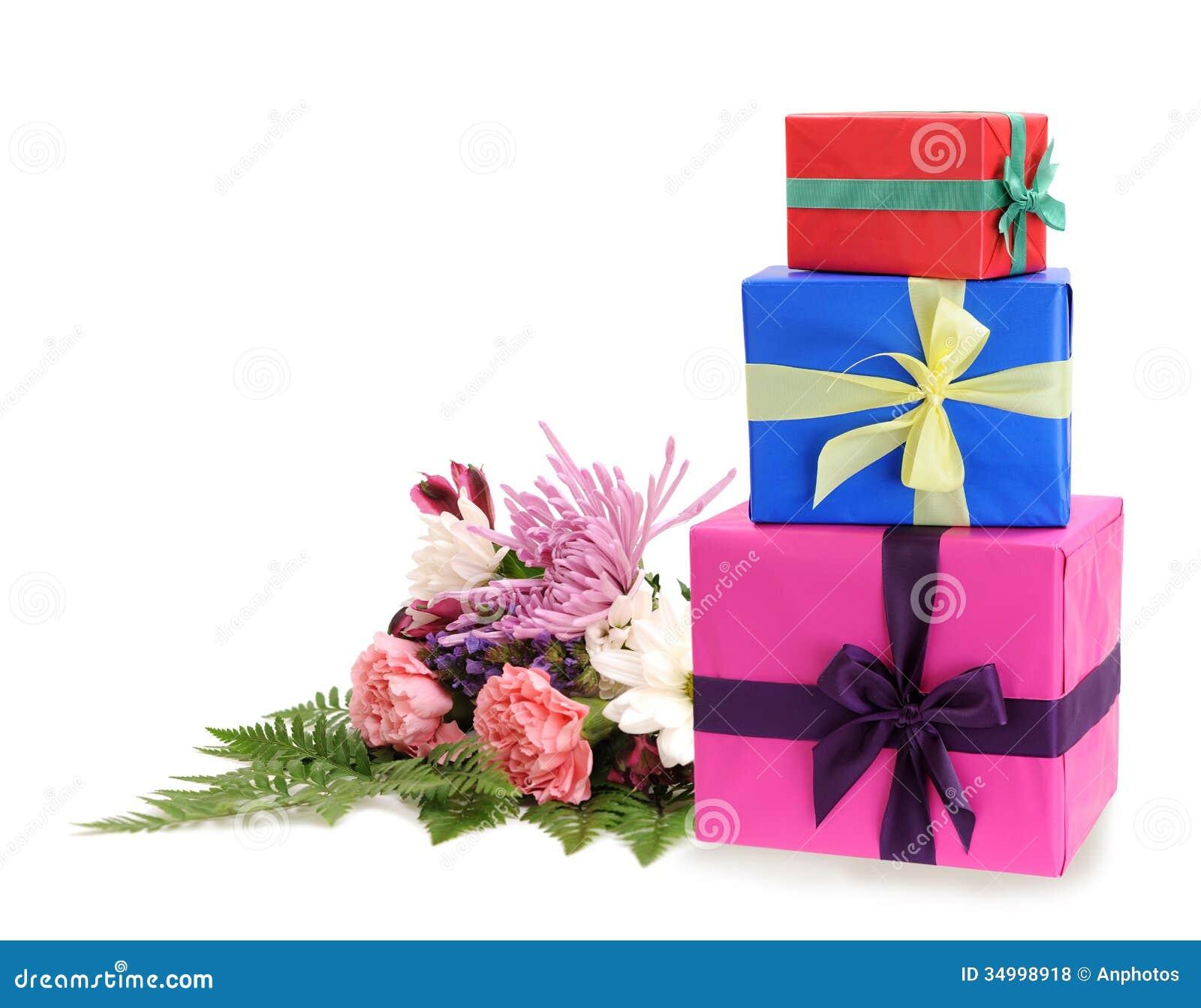 三个礼物盒