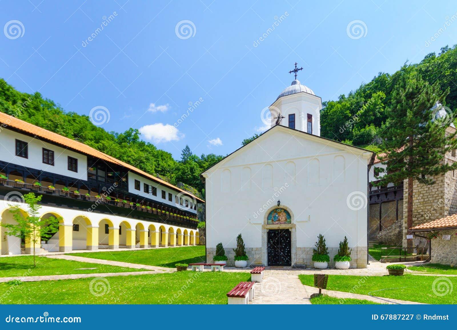 三位一体修道院,普列夫利亚