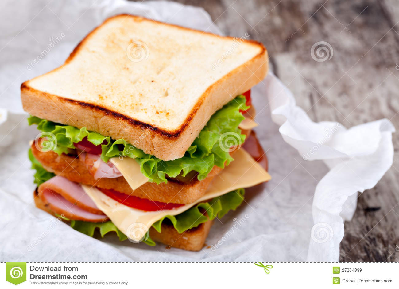 用_三明治用烟肉