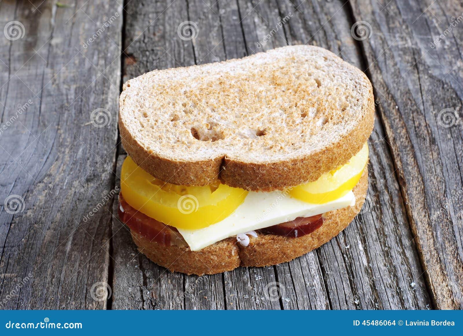 三明治用黄色蕃茄