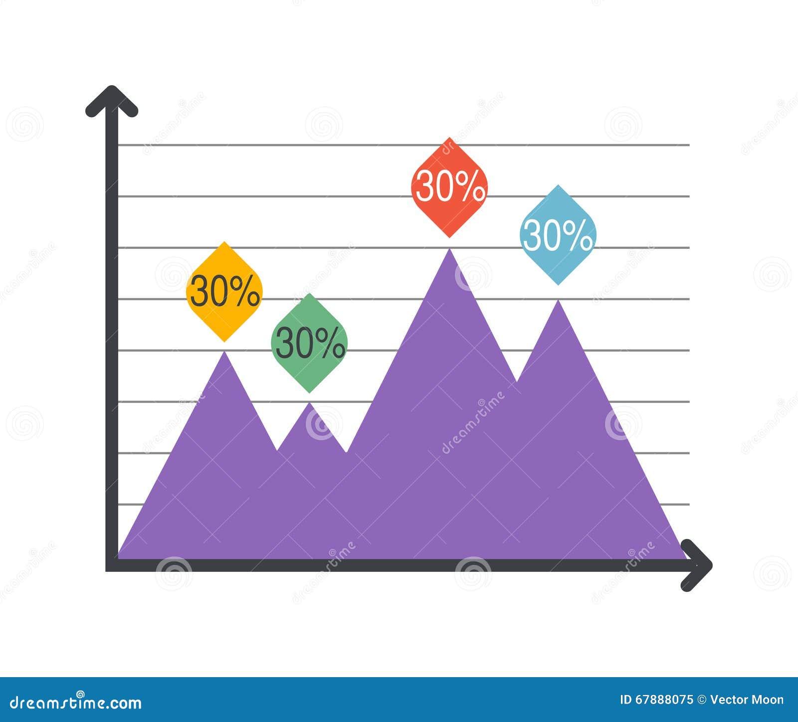 三角infographics传染媒介 各种各样的企业元素