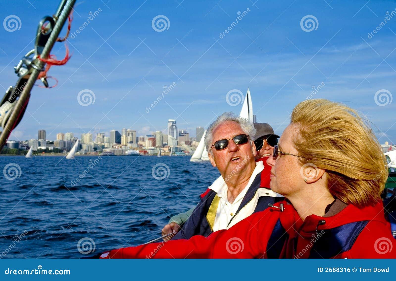 上尉乘员组风船