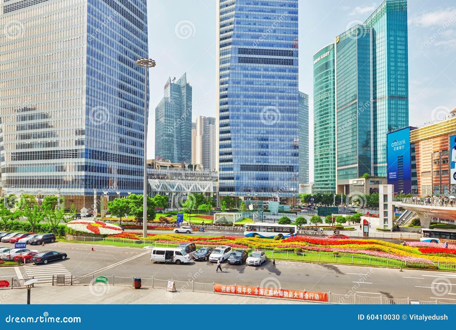 上海摩天大楼