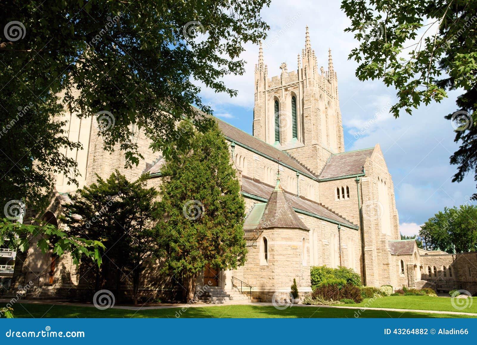 上生教会的蒙特利尔阁下我们