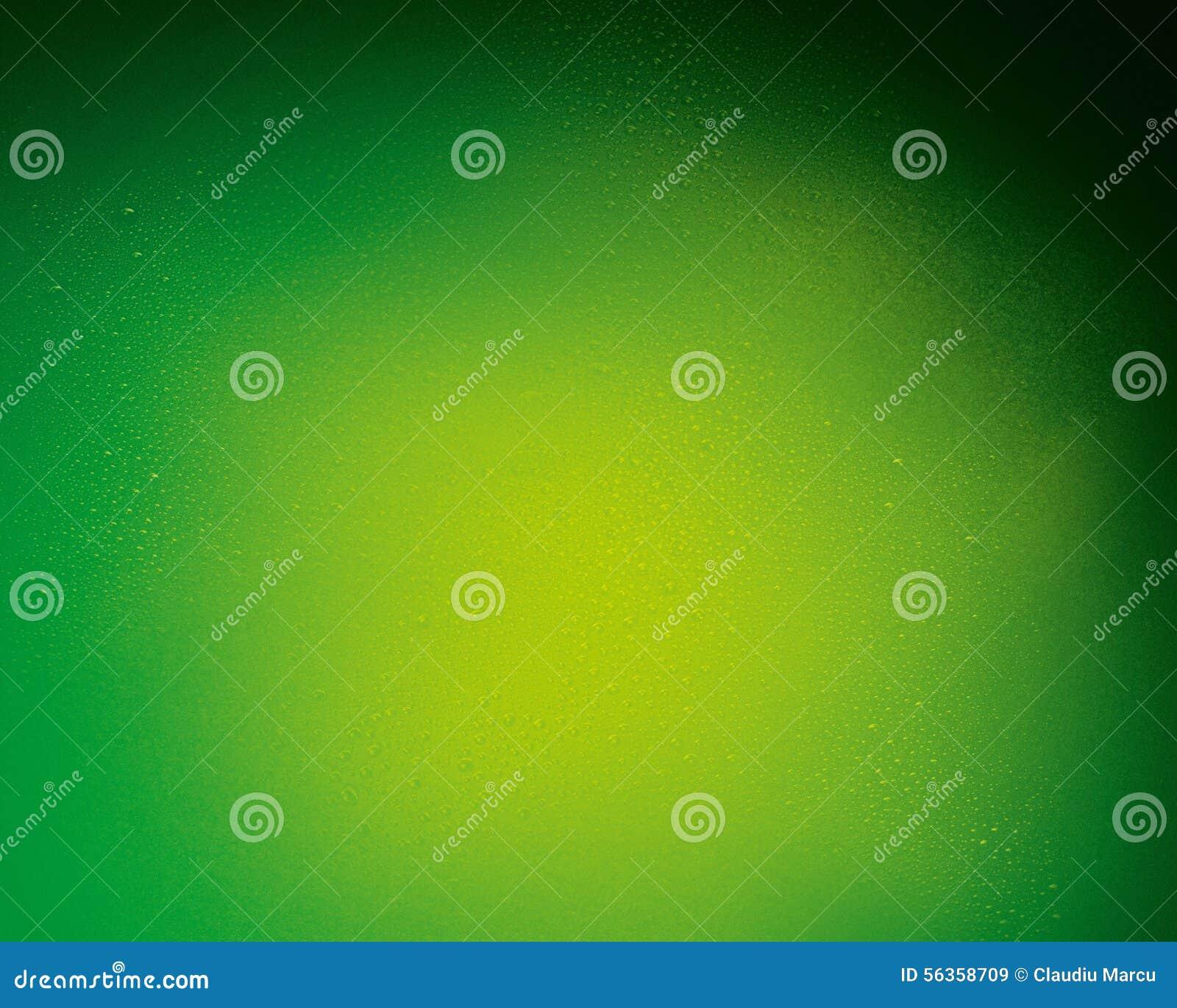 上色与另外种类的改变的绿色背景布局的下落