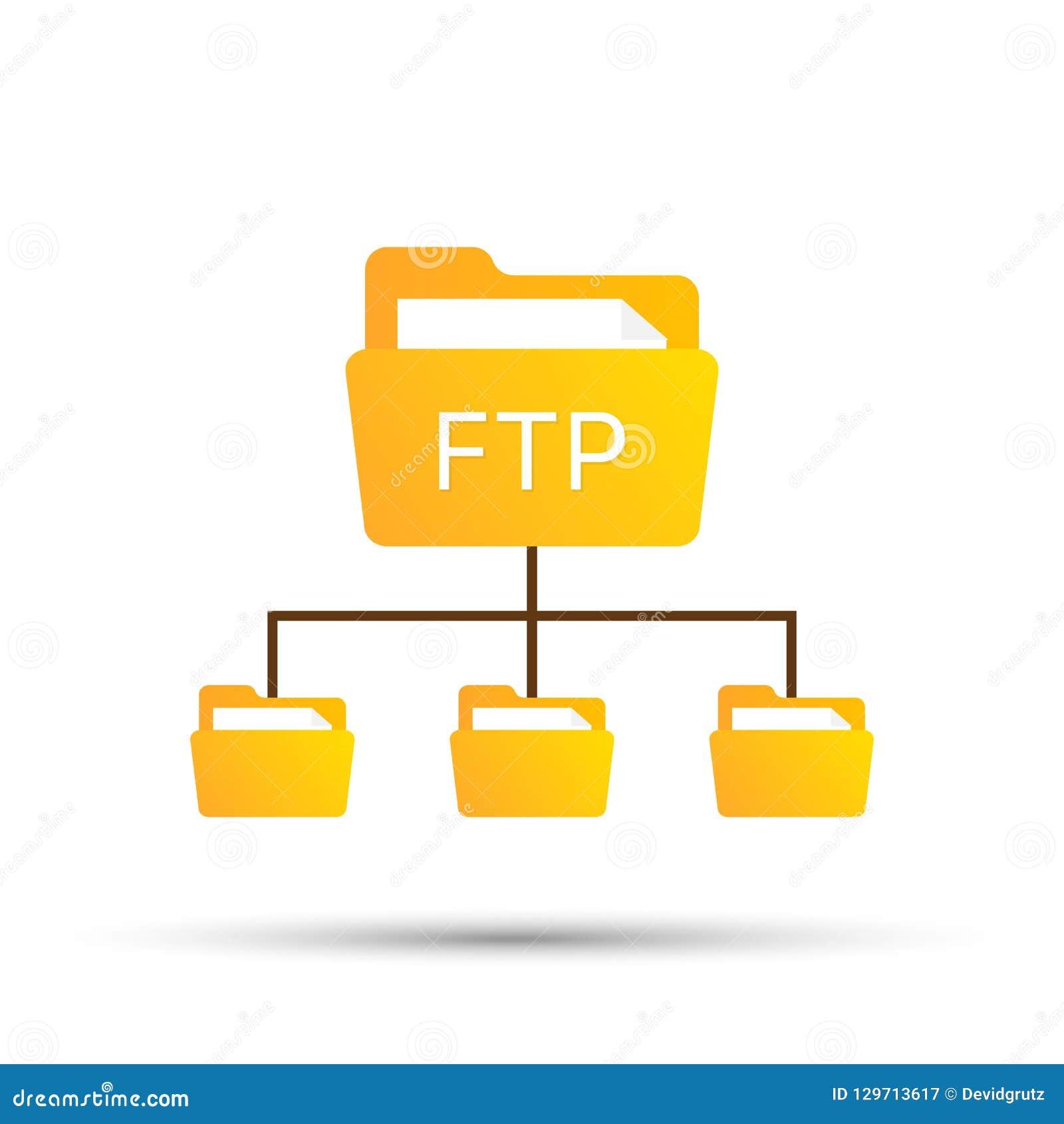 上色ftp协议简单的象 软件更新,路由器,配合工具管理,复制过程,信息的概念