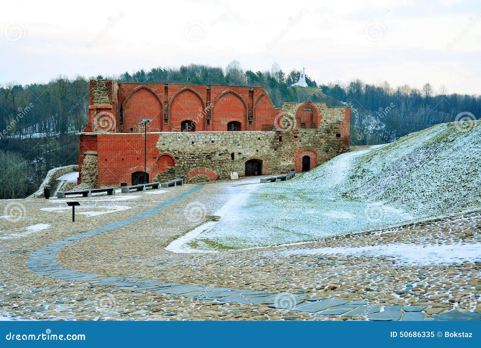 Download 上部城堡在Gediminas小山保持是维尔纽斯城堡复合体的部分 编辑类图片 - 图片 包括有 国家, 堡垒: 50686335