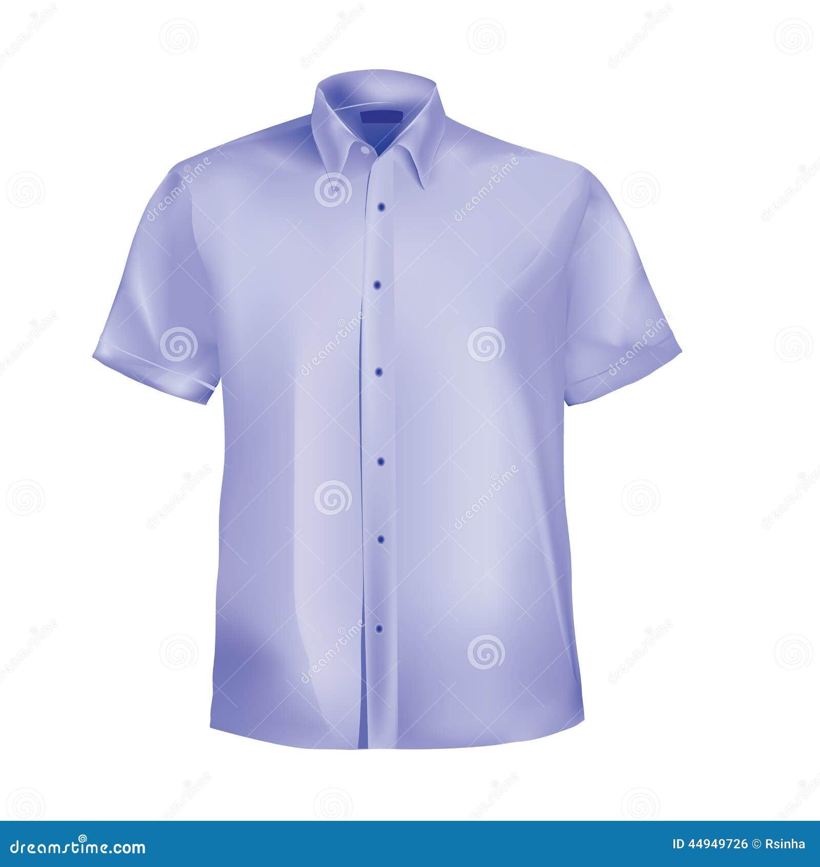 下来按钮衣领正式衬衣图片