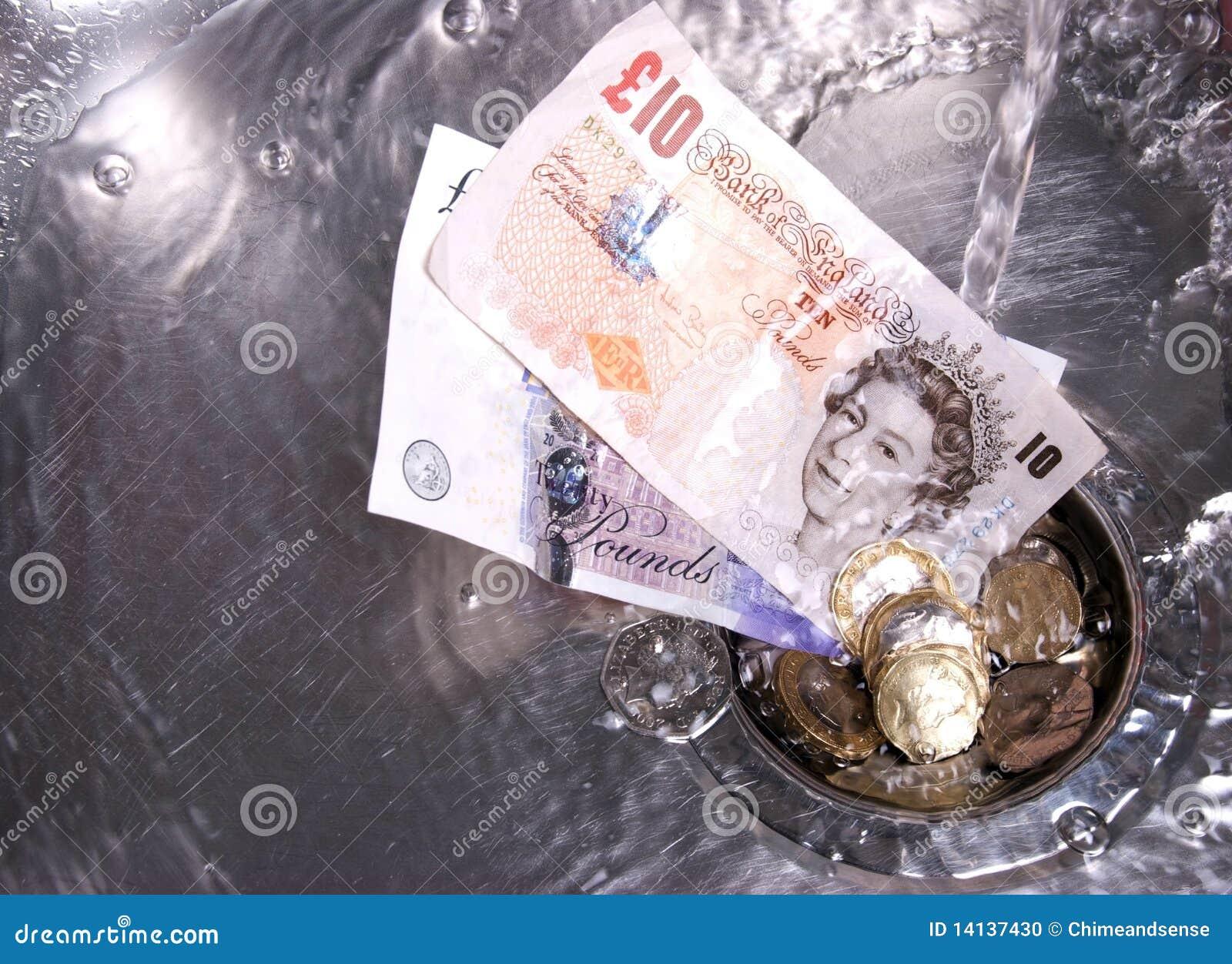 下来排泄被洗涤的货币