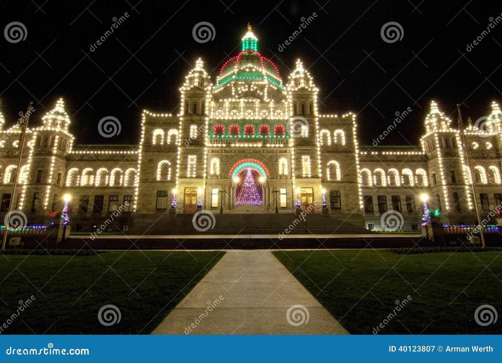 不列颠哥伦比亚省议会大厦