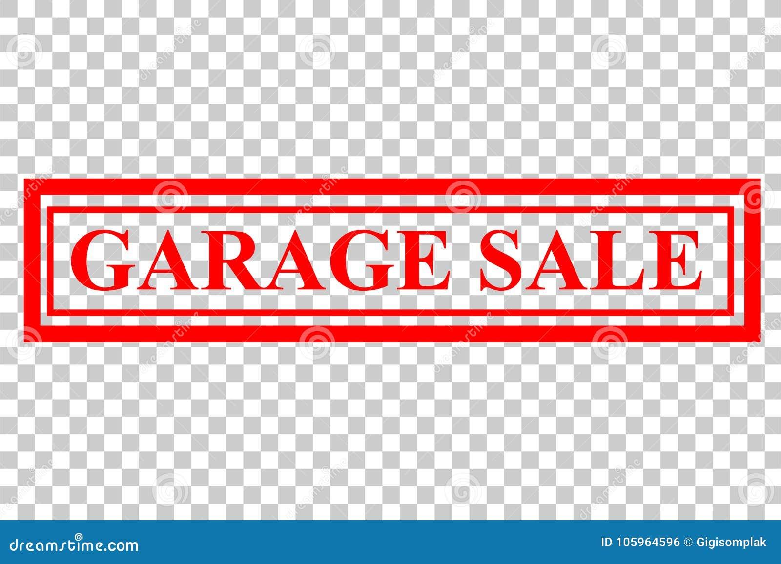 不加考虑表赞同的人作用:车库售物,在透明作用背景
