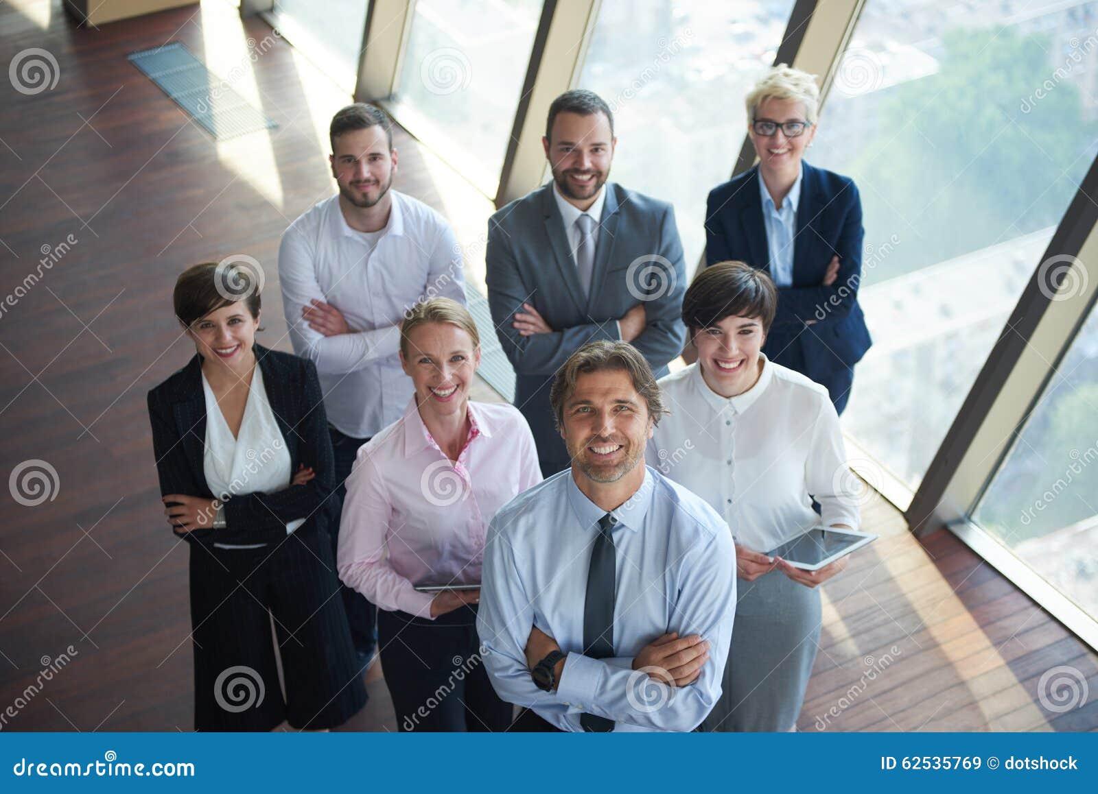 不同的商人小组