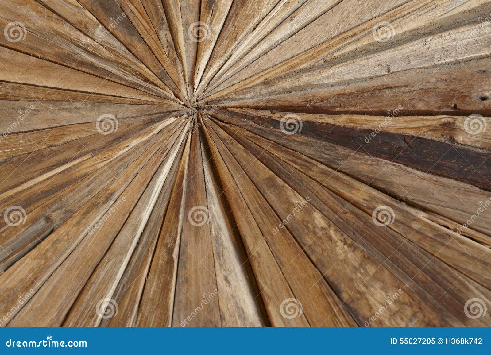 不同的种类在几何形状的木片