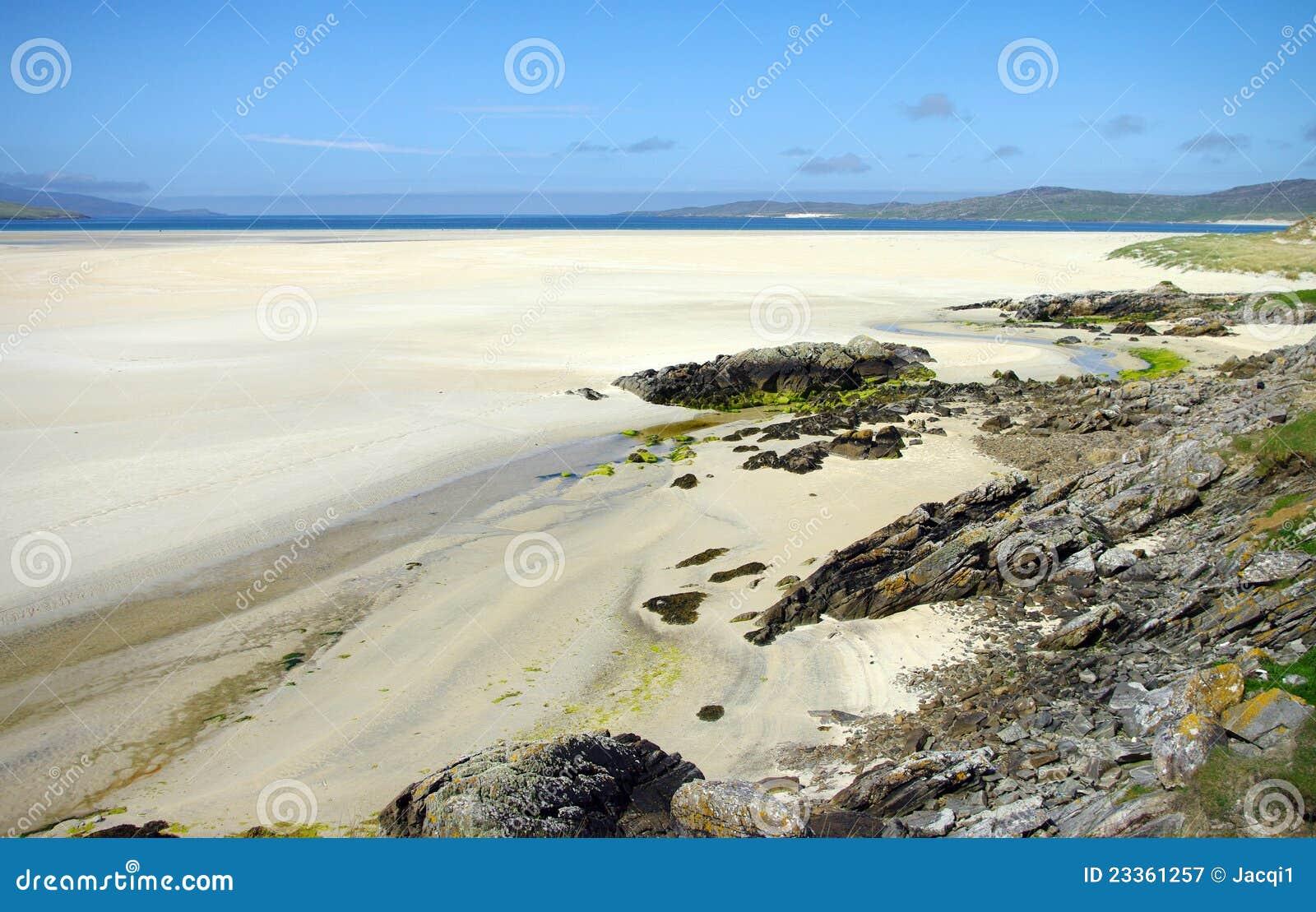 不尽的海滩