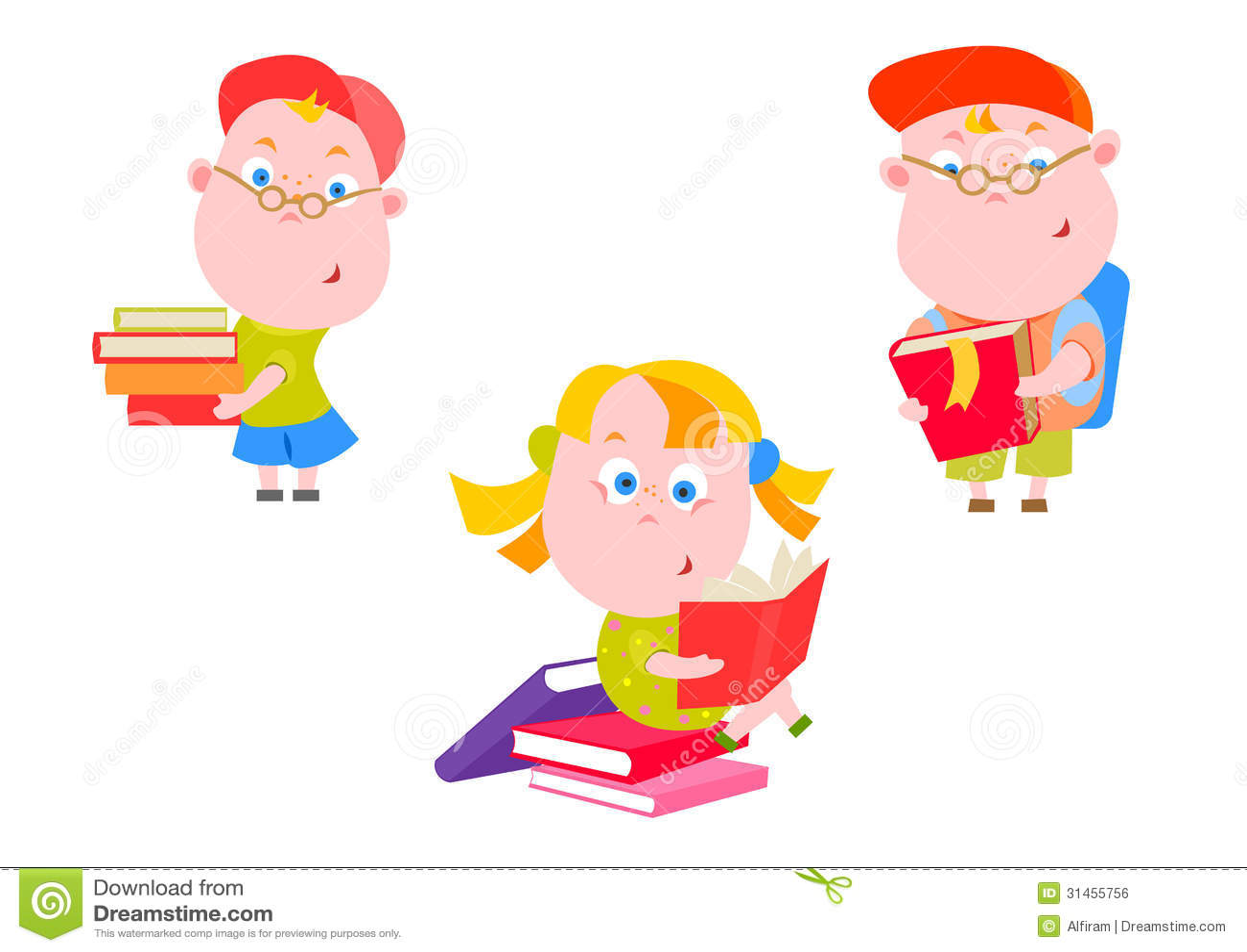 与书的孩子