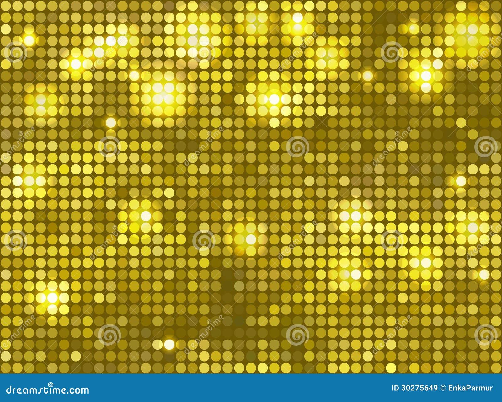 水平的黄绿色马赛克