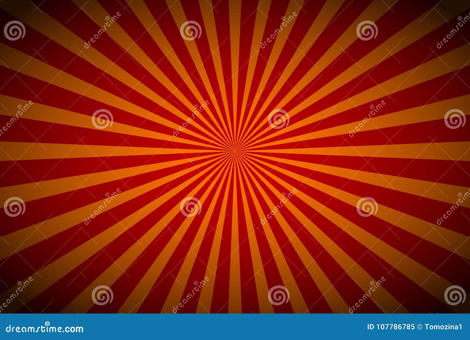 与减速火箭的光芒的背景