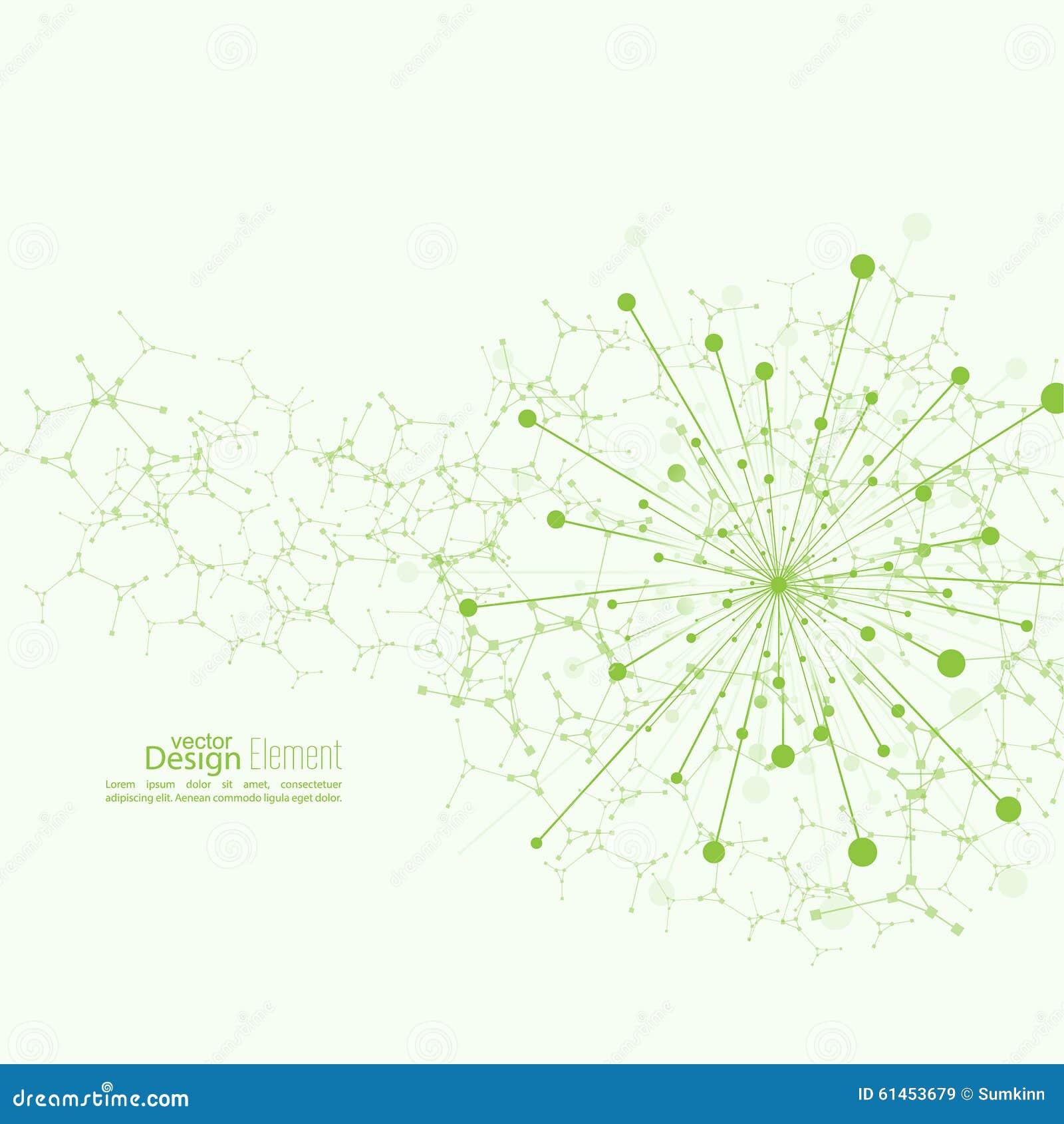 与动态散发的微粒的列阵