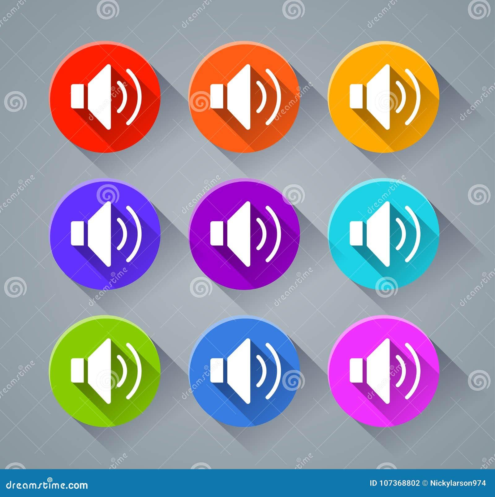 与各种各样的颜色的合理的象