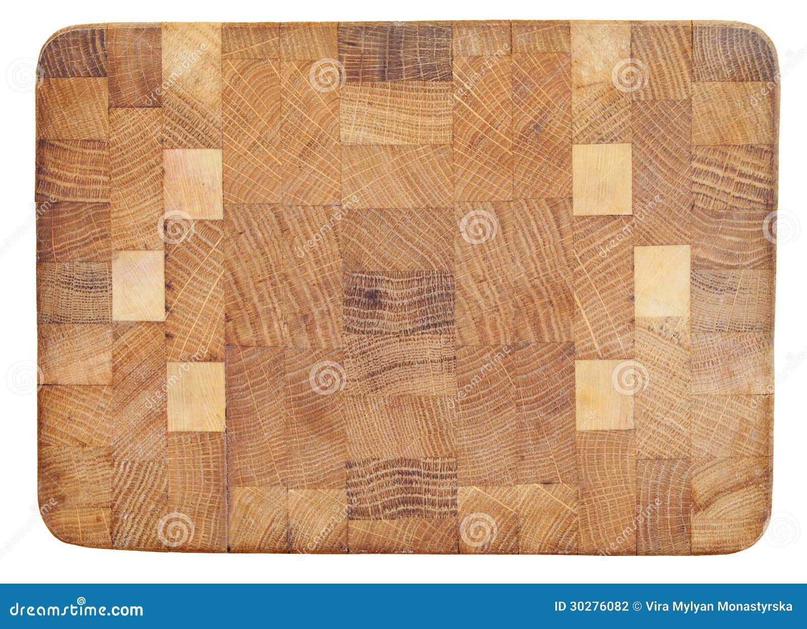 与在白色隔绝的几何样式的木纹理