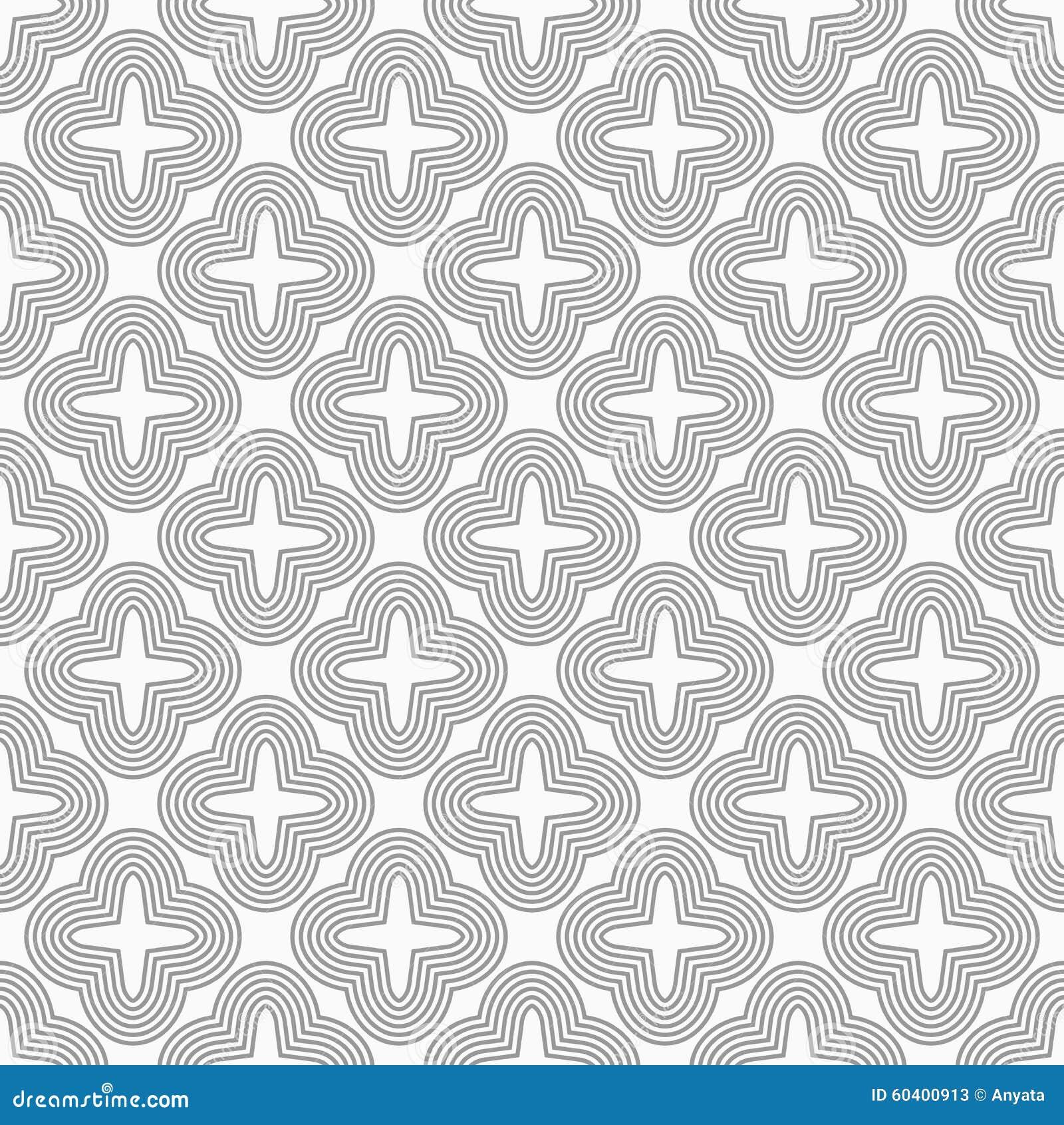 与垂距的亭亭玉立的灰色四箔