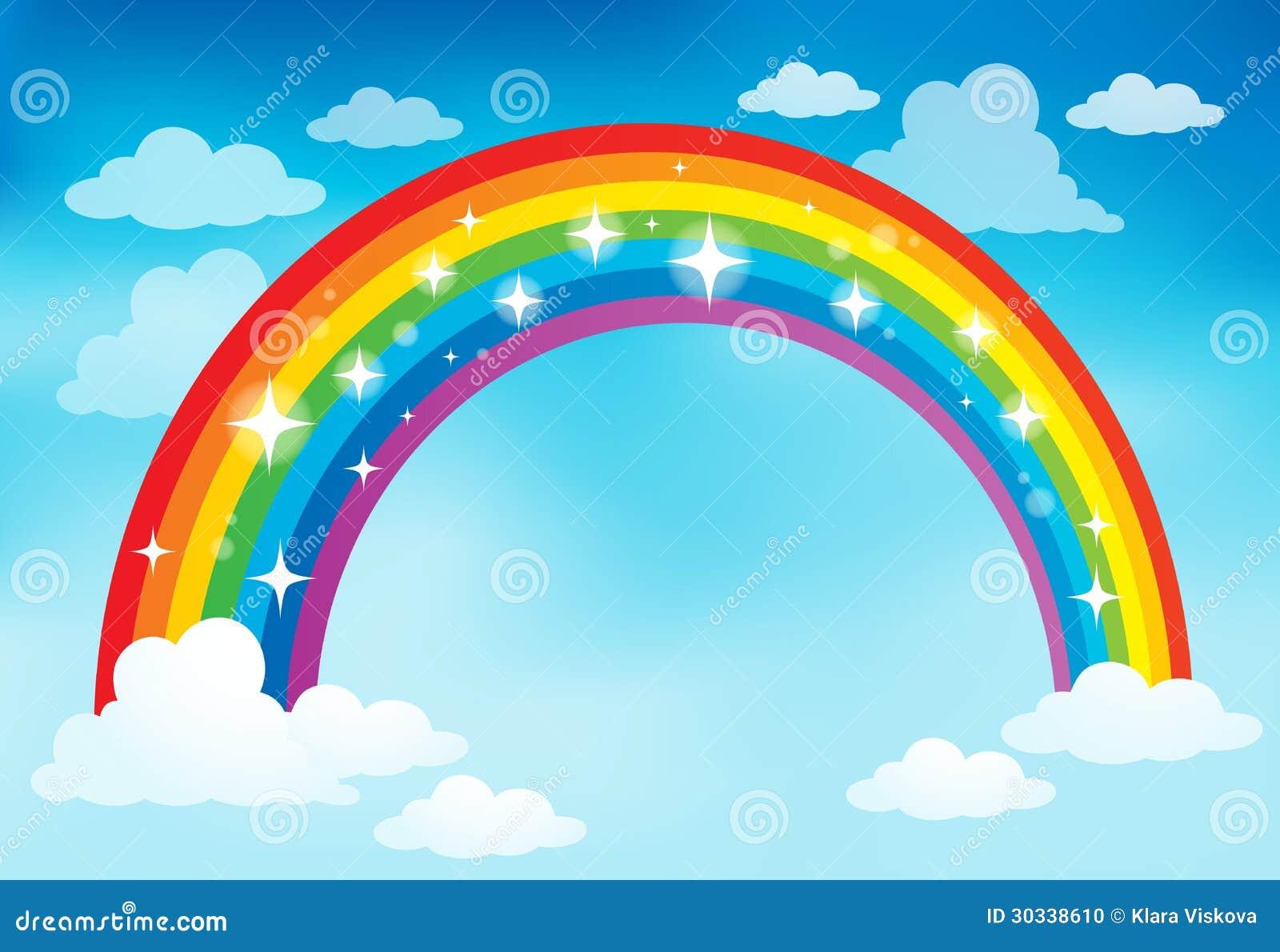 与彩虹题材2的图象