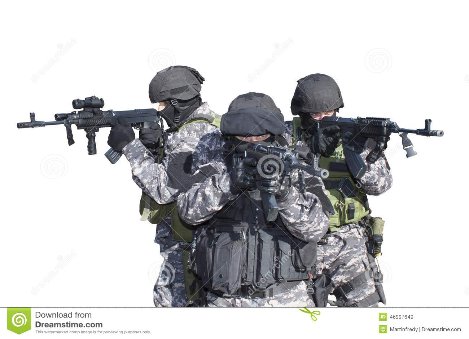 与恐怖主义,特种部队战士作战,有攻击步枪的,警察扑打