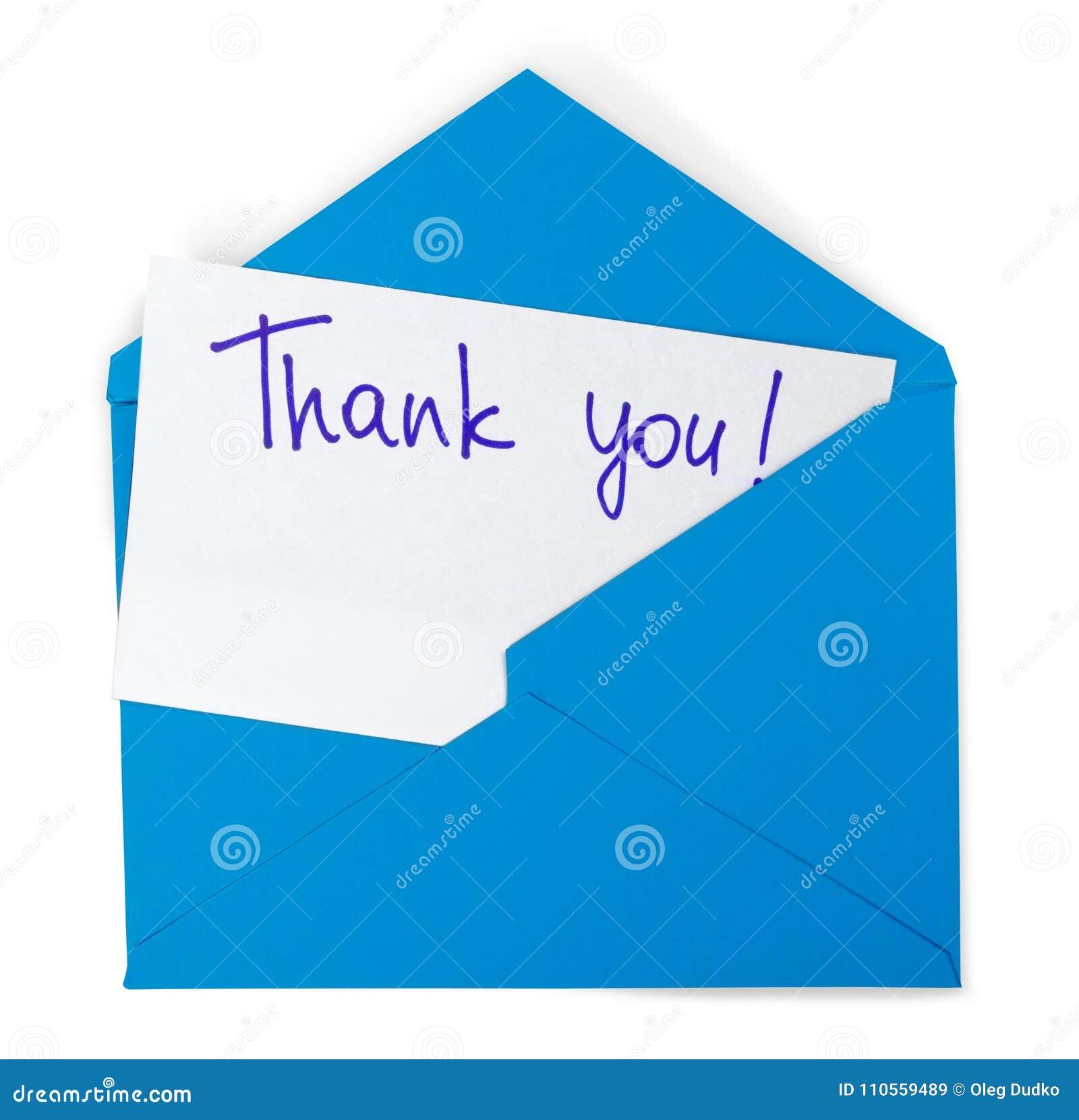 与感谢的信封您注意