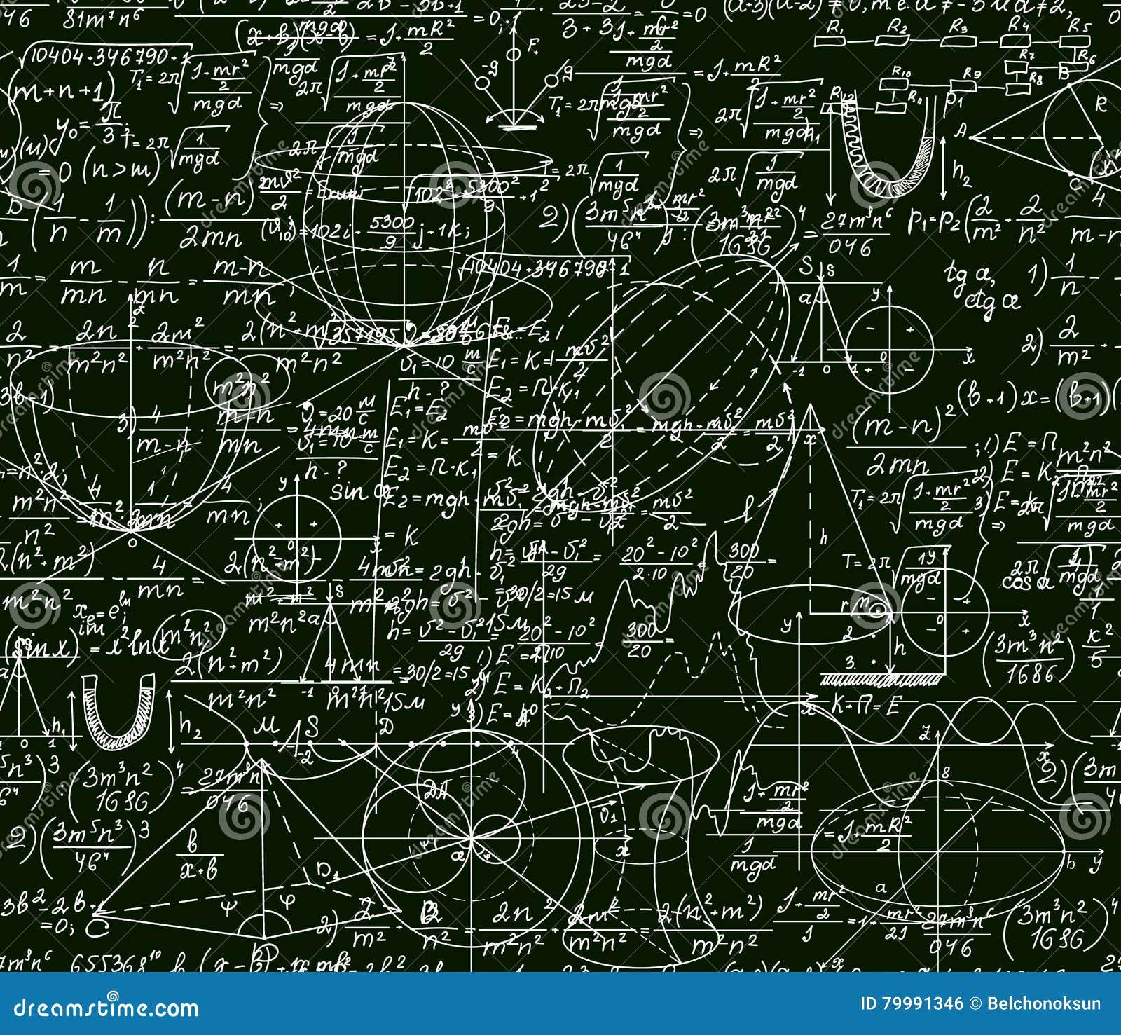 与手写的惯例,演算,剧情,标志,等式的算术传染媒介技术无缝的样式,一起被拖曳