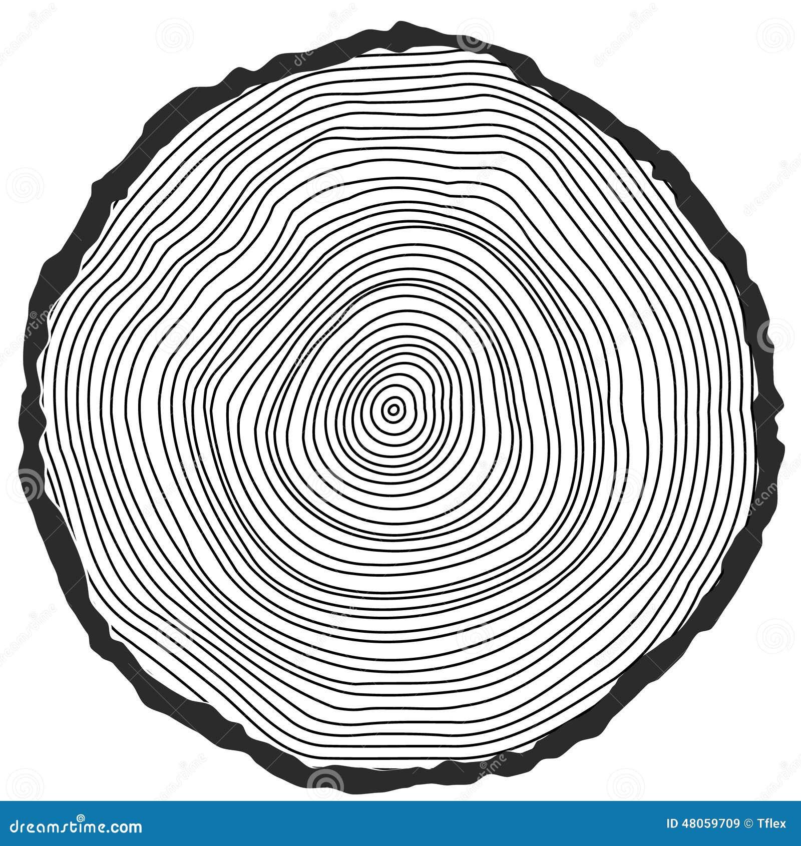与树圆环的传染媒介概念性背景