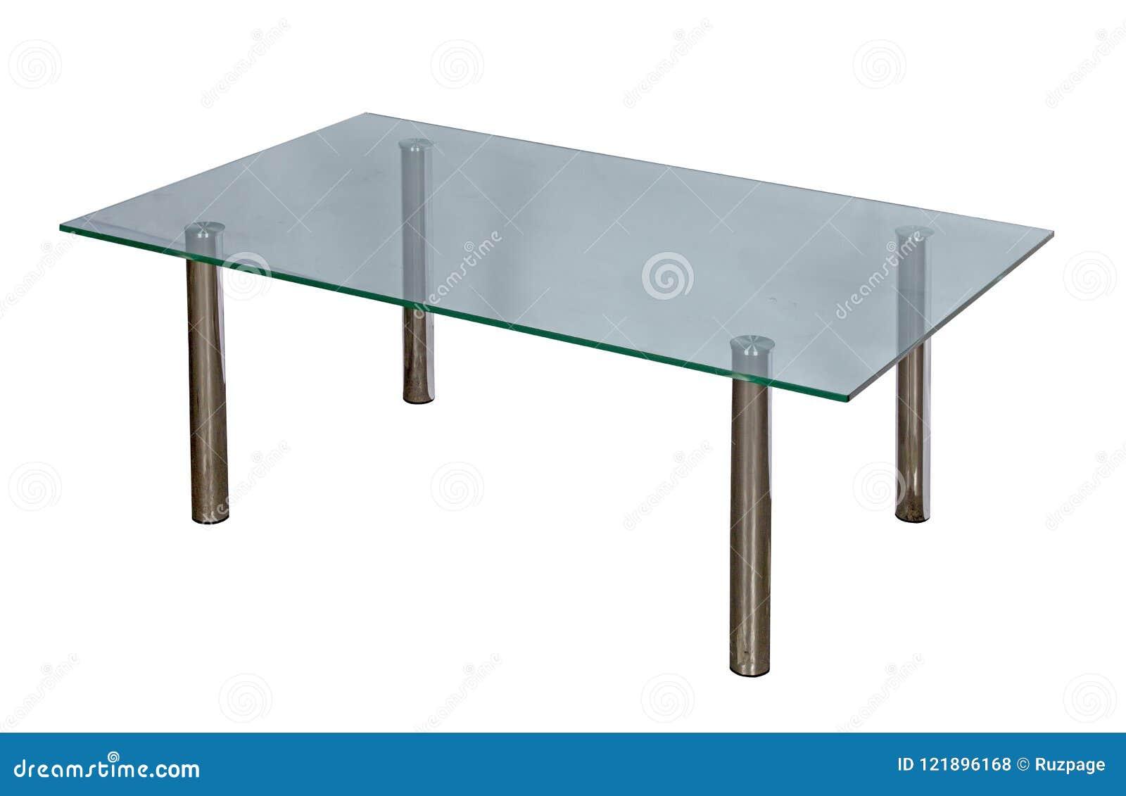 与桌面玻璃的表