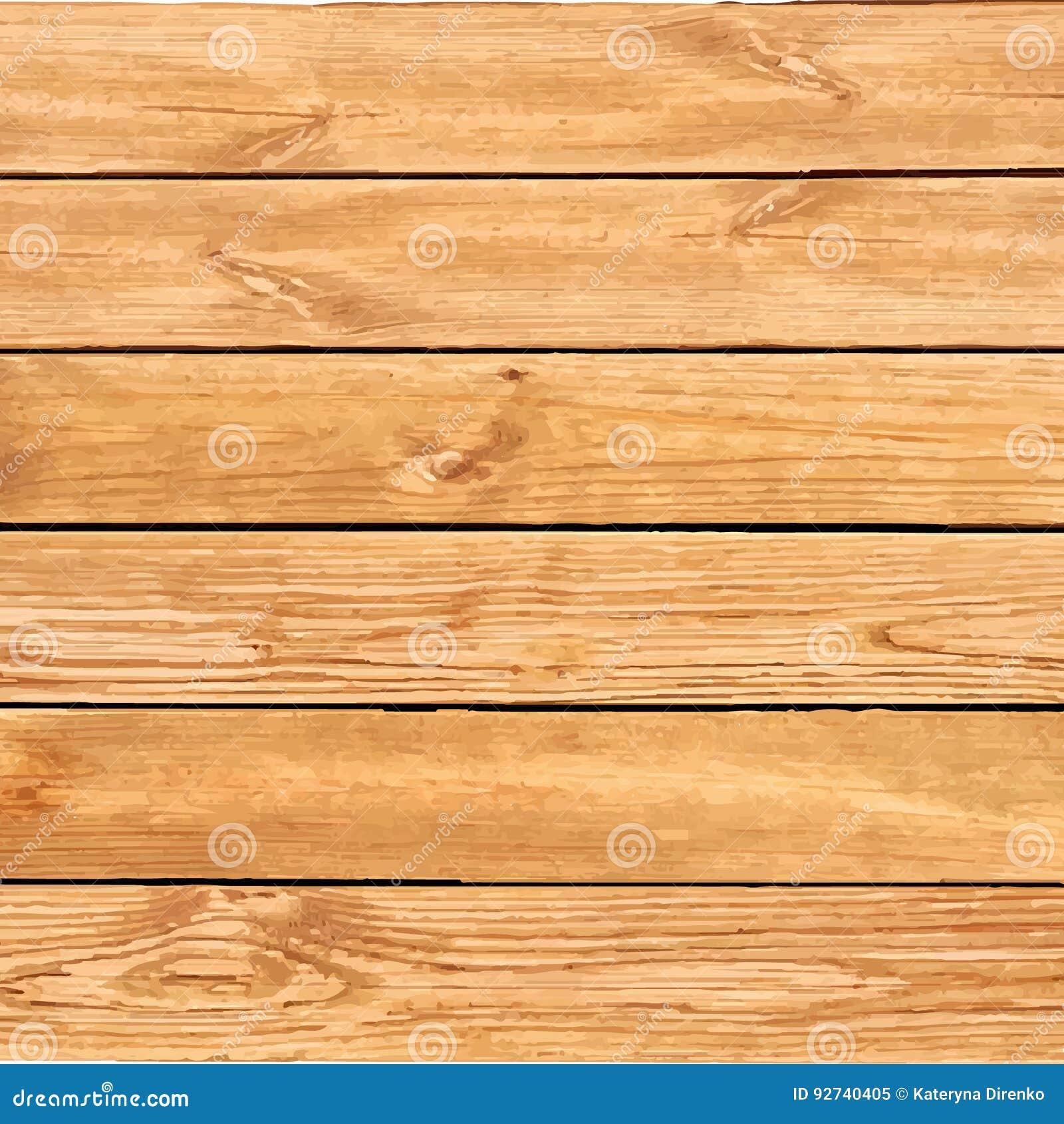 与水平的条纹的传染媒介木纹理