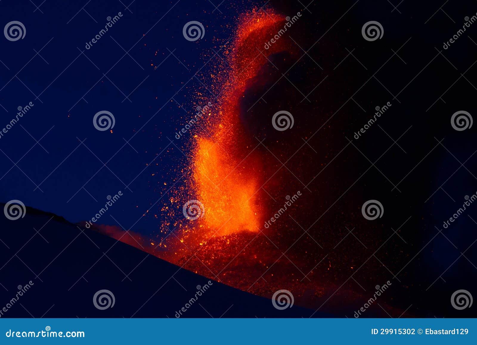 爆发etna 2013年