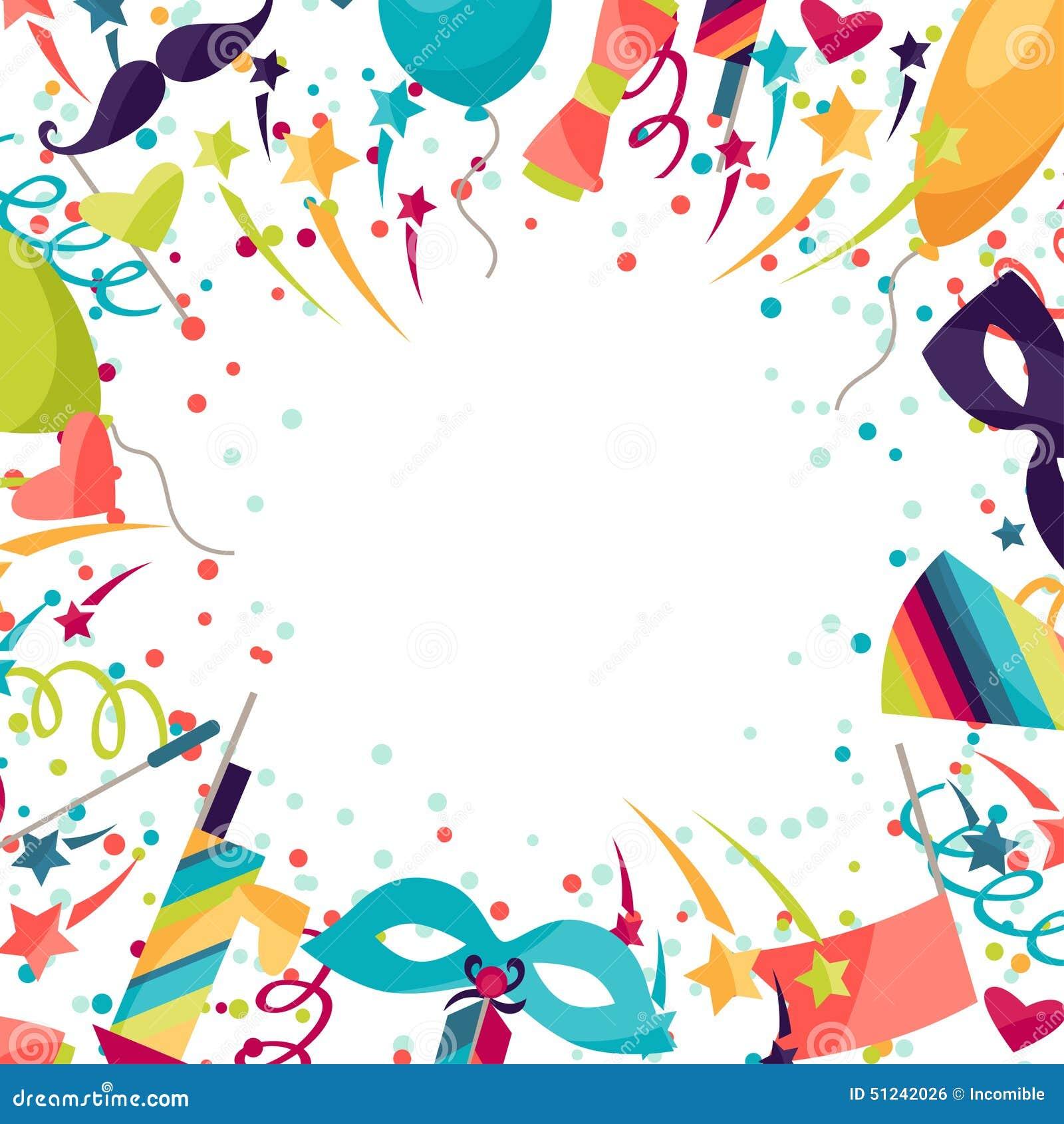 欢乐�z��z��K��Z�>X��k�_与狂欢节象的庆祝欢乐背景