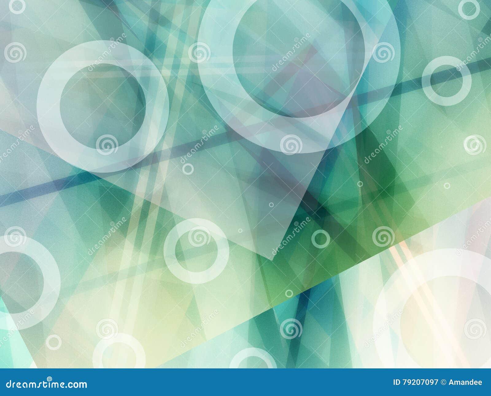 与现代几何设计元素和对角线的抽象两次曝光背景