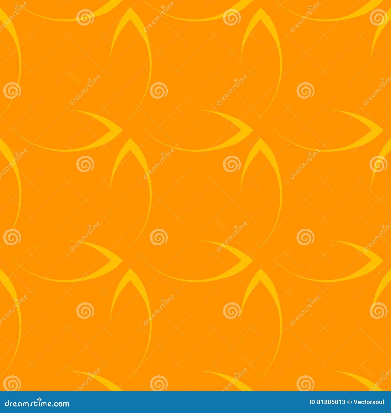 与瓣/花/叶子形状的单色反复样式