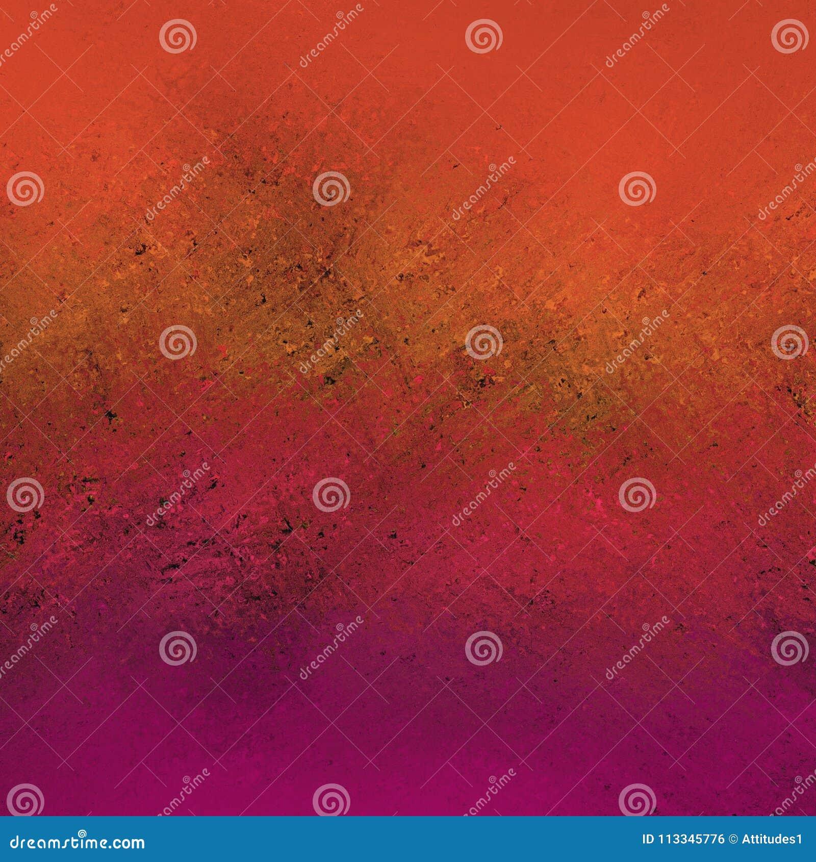 与生锈的金属纹理的老生锈的红色桃红色紫色橙色和棕色葡萄酒背景例证困厄了古色古香的材料