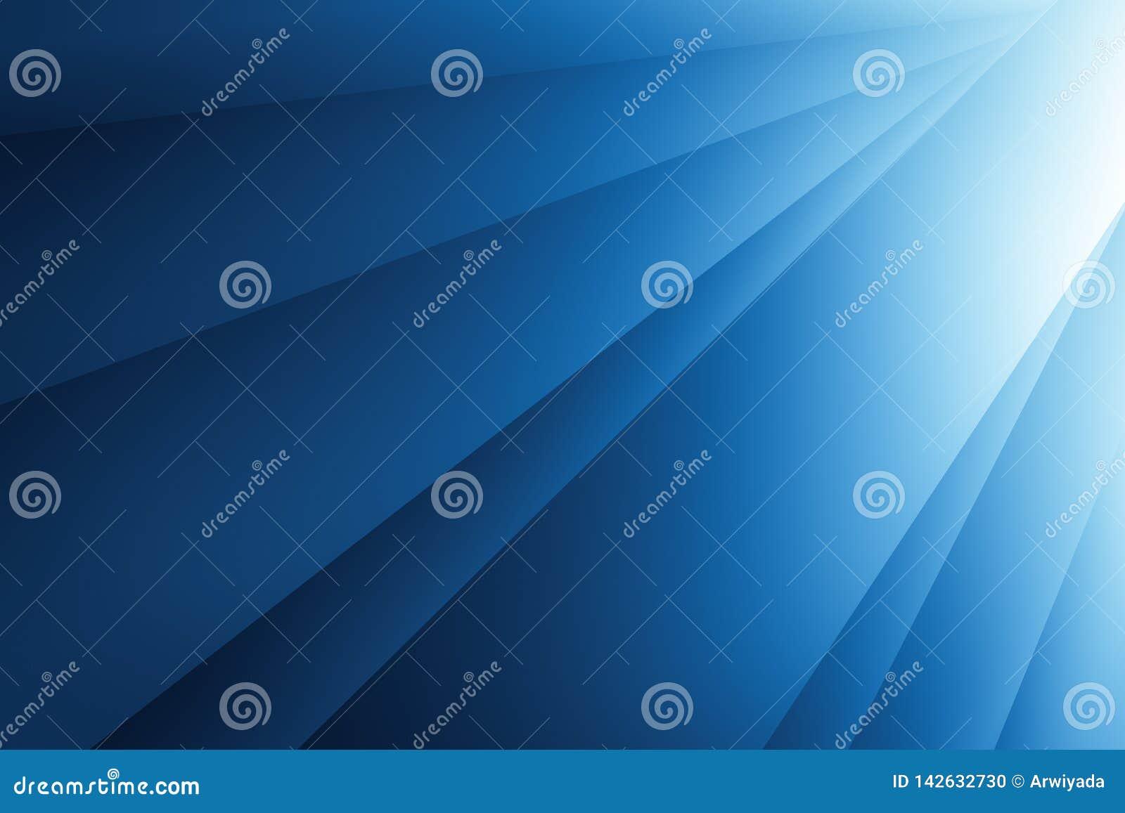与线的抽象蓝色背景 技术设计