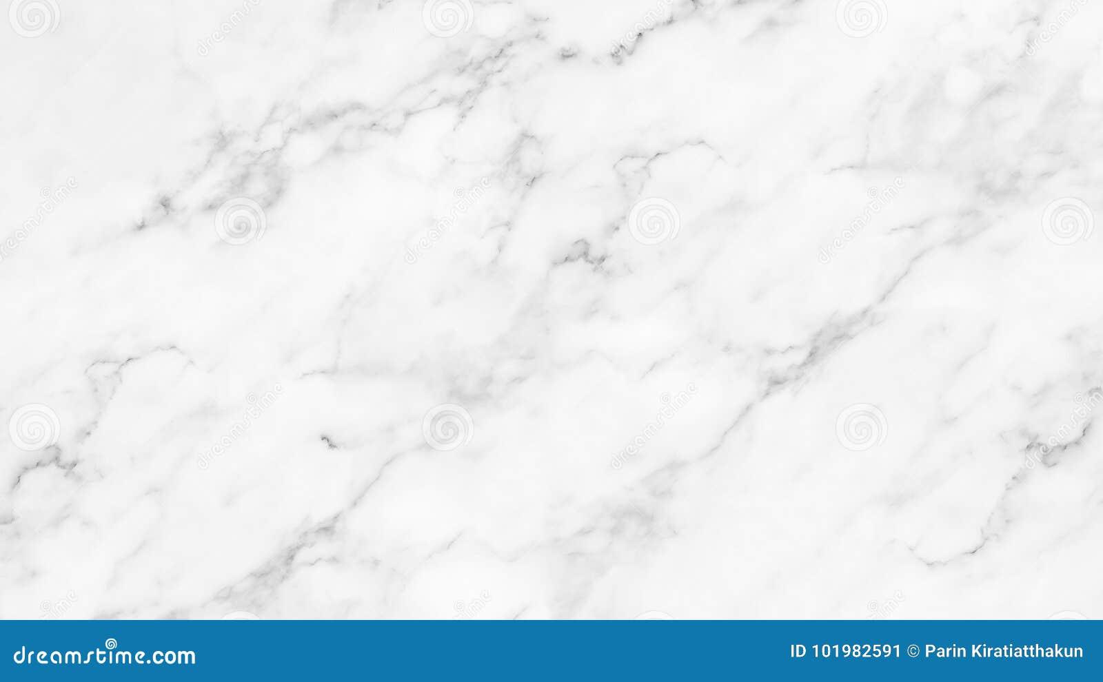 与自然样式的白色大理石纹理背景的