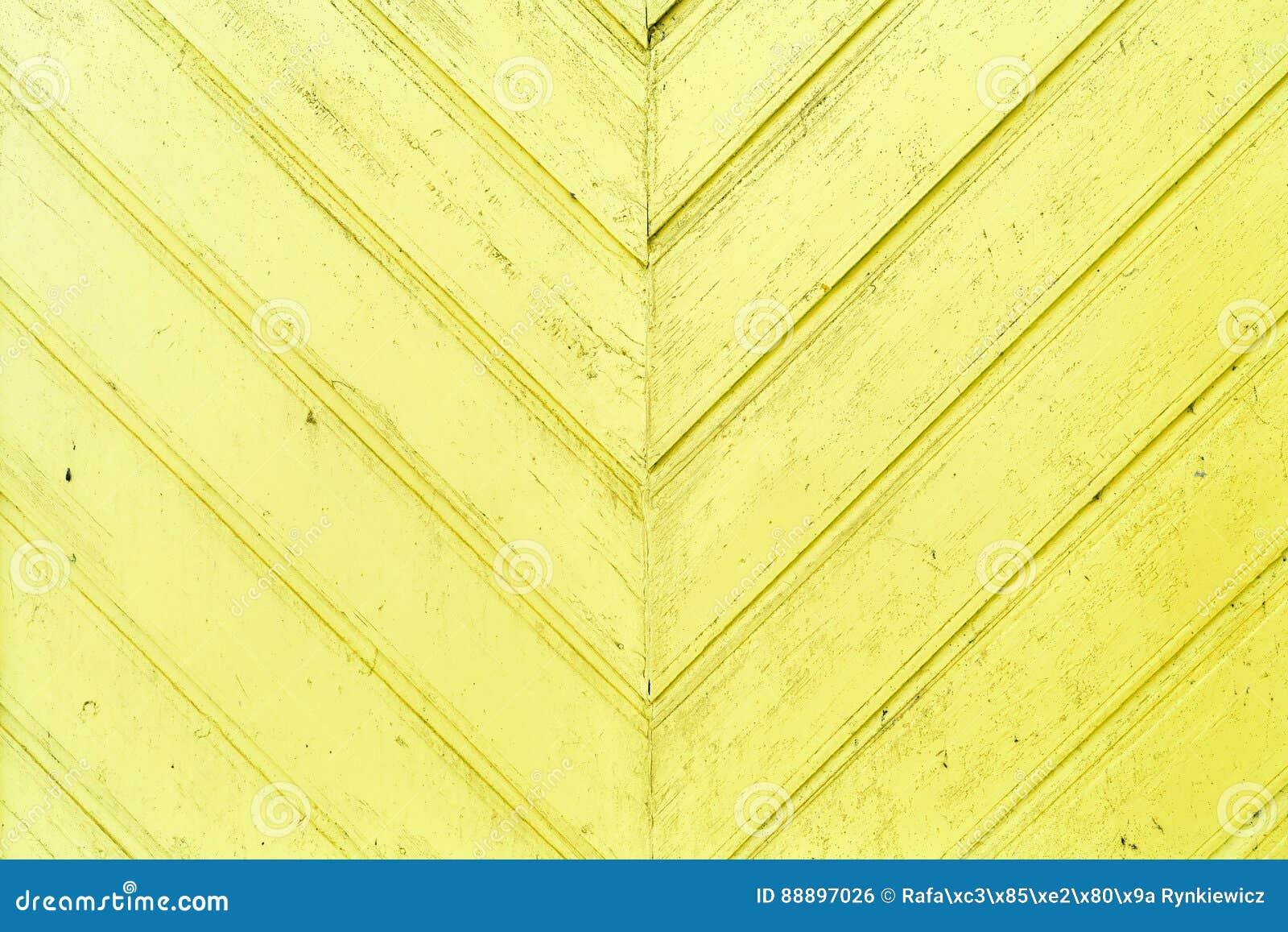 与自然样式的老黄色木纹理