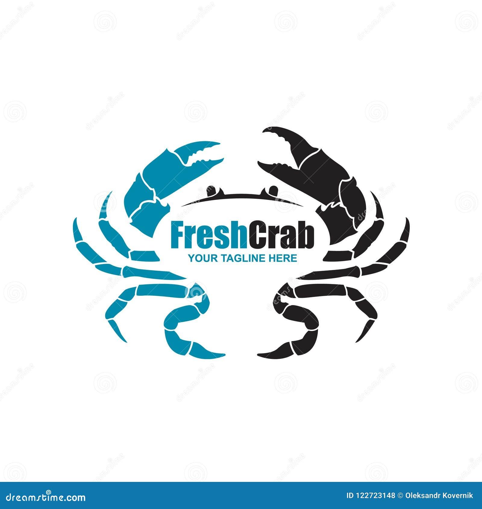与螃蟹的图象